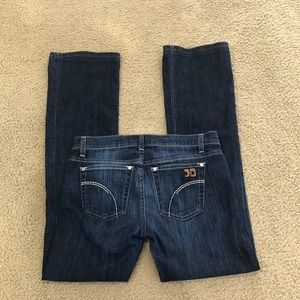 Joe's Jeans Rocker In Ryder Dark Wash-Short